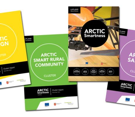 Arctic Smartness Portfolio -hanke / Lapin liitto